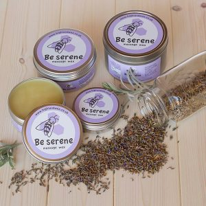 Be Serene Massage Wax